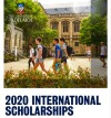 CẬP NHẬT HỌC BỔNG 2020 - THE UNIVERSITY OF ADELAIDE COLLEGE